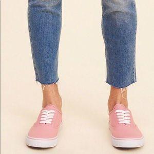 Hollister Pink sneaker in box brand new unisex